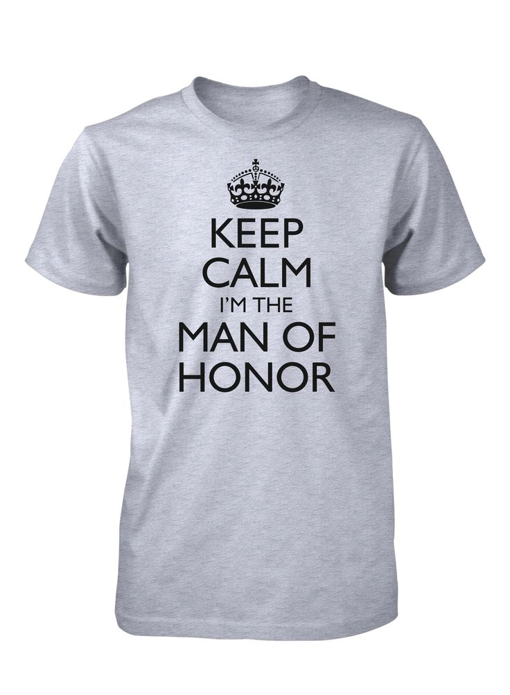 Man of Honor Shirt - My twin brother will be standing up as my Man of Honor