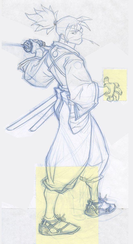 Character Design References Website : Art by phil bourassa website http