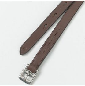 Camelot Children Stirrup Leathers Brown - Statelinetack.com