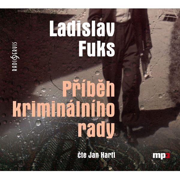 iTunes Cover Studio.cz: Ladislav Fuks: Příběh kriminálního rady (1 CD MP3)...