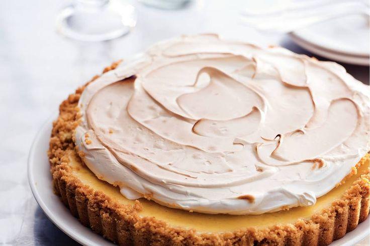 Kijk wat een lekker recept ik heb gevonden op Allerhande! Key lime pie