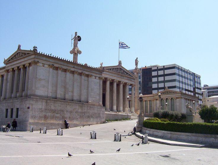 Atenas moderna.