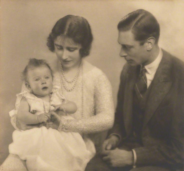 Photo by Marcus Adams in 1926 of Queen Elizabeth ...