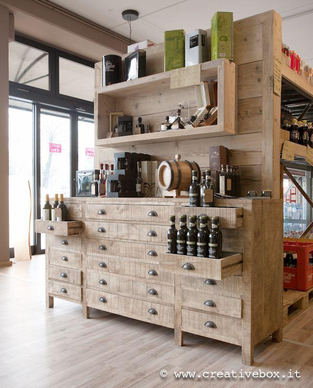 16 best arredo negozi images on pinterest reggio emilia for Negozi arredamento reggio emilia