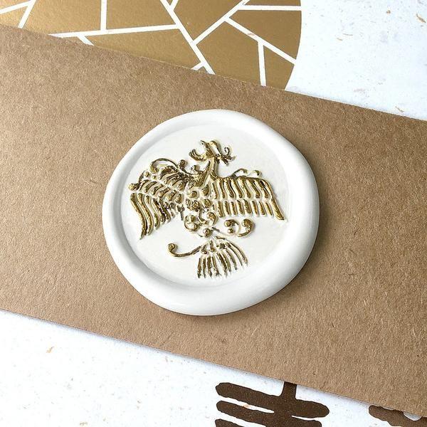 Wax Seal - Phoenix