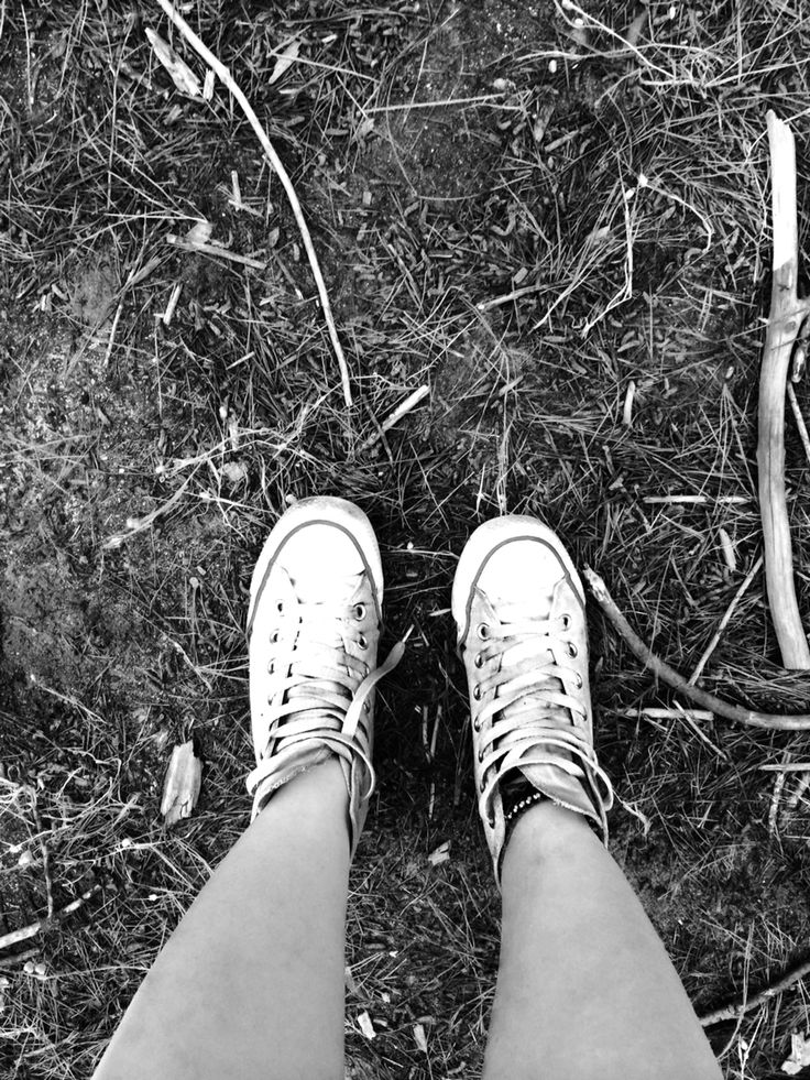 Old converse and forest walks