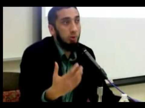 Nouman Ali Khan, ustadh Nouman Ali Khan , lectures Nouman Ali Khan Word of God intends: The religion (which is true and diredai) in Allah sight is Islam. A...