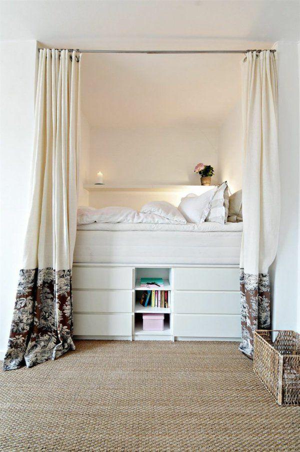 Schlafzimmer Regal :  Schlafzimmer auf Pinterest  Dunkle möbel und blaue Schlafzimmer