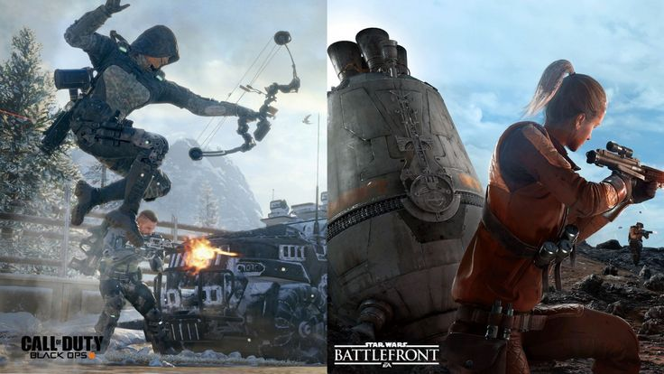 Discount for Star Wars: Battlefront and Call of Duty: Black Ops III - http://gameshero.org/discount-for-star-wars-battlefront-and-call-of-duty-black-ops-iii/