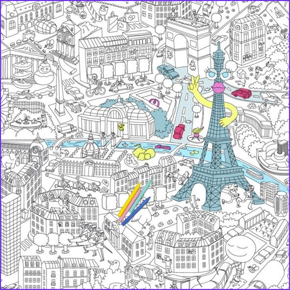 13 New Large Coloring Posters Collection Coloring Posters Free Poster Printables Halloween Coloring Pages