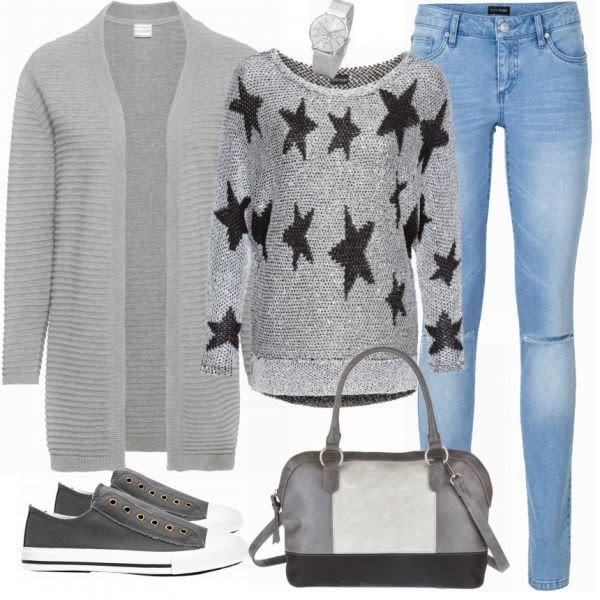 Freizeit Outfits: Bonprix Look bei FrauenOutfits.de #freizeitoutfit #freizeittre… – FrauenOutfits.de