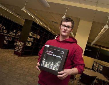 "Harrisburg University student creates ""Outbreak: Zombie Apocalypse"" board game"