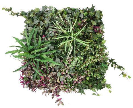 Plantas Artificiales : Jardin vertical artificial pared/techo