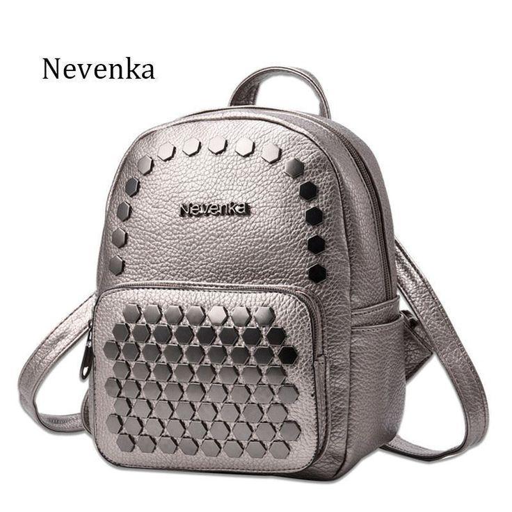 Fashion Women Bag School Backpack Student Shoulder Casual Softback Bag