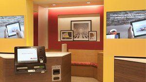 Wells Fargo multi-function NCR SelfServ ATMs