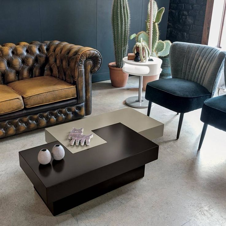'Tetris' coffee table by Target Point : Side tables & trays by My Italian Living