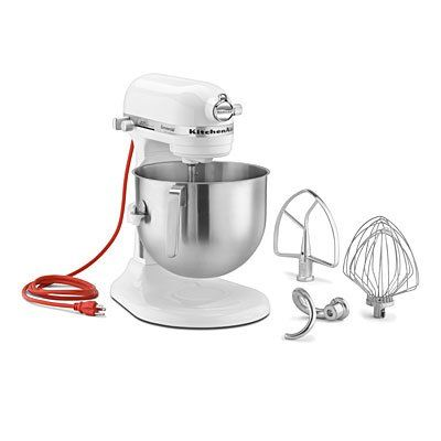 KitchenAid 7 Qt. S/S Bowl Commercial Mixer  $649.99 & this item ships for FREE with Super Saver Shipping.
