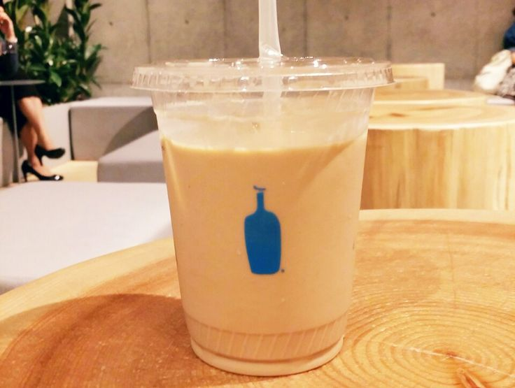 Blue bottle coffee!!