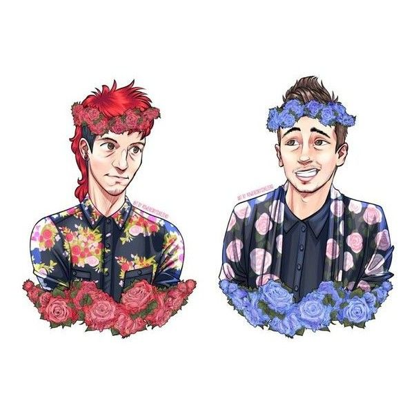 Skupina twenty one pilots ❤ liked on Polyvore featuring filler and twenty one pilots