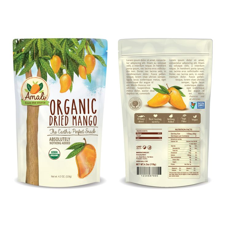 Amali Dried Mango Fruit