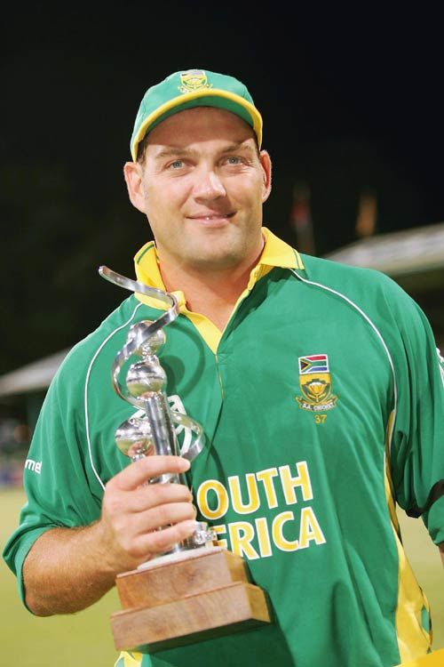 Most man of the match awards in Test Cricket. Jacques Kallis