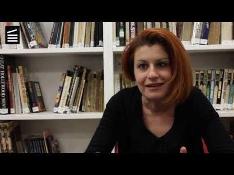 Oι νέοι μιλούν για Αγγελόπουλο  Συνέντευξη 1 με την Ορσαλία-Ελένη Κασσαβέτη, δρ θεωρίας