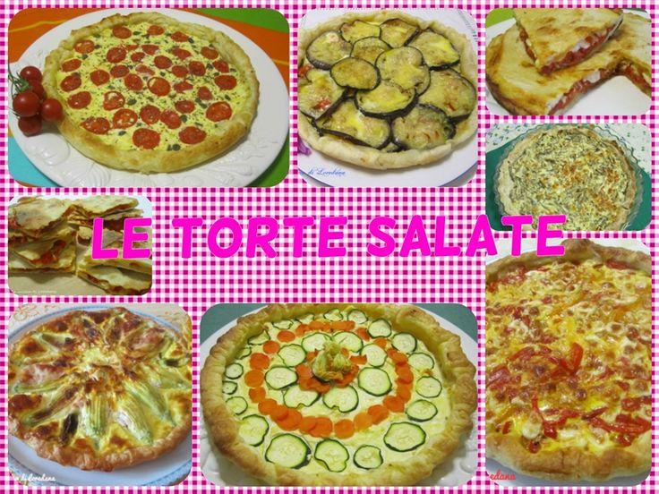 Le Ricette delle mie Torte salate | La cucina di Loredana