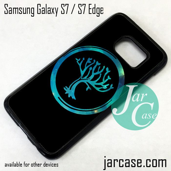 Divergent Amity Logo Phone Case for Samsung Galaxy S7 & S7 Edge