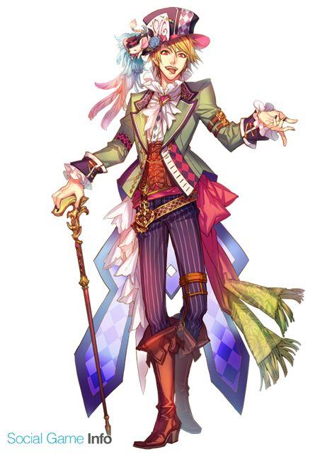 フィールズ、事前登録実施中の『タワー オブ プリンセス』のキャラクター紹介第3弾 楽しいことが大好きな不思議少女「アリス」を公開   Social Game Info