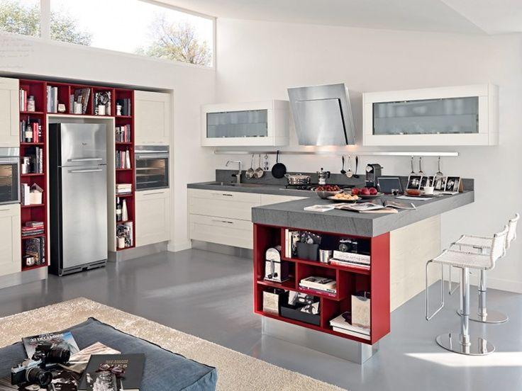 Cucine Lube » Cucine Lube Katy - Ispirazioni Design dell ...