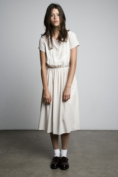 twenty-seven names dress, S/S 2013.