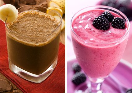 Drink your way into a healthy lifestyle! Smoothies Made with Steeped Tea