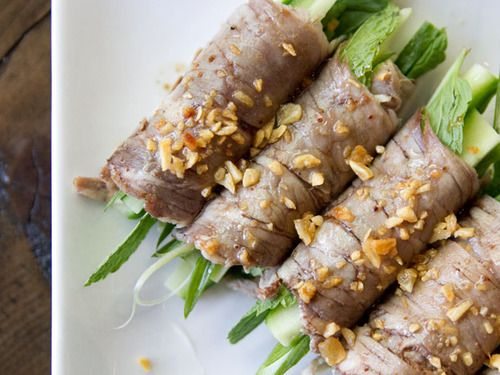 Braised Beef Rolls / J. Kenji Lopez-Alt and Robyn Lee