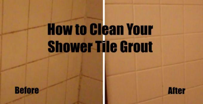 Best 25 Clean Shower Grout Ideas On Pinterest Clean