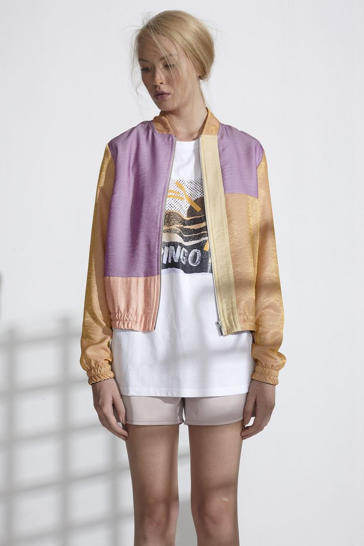 Dawn Jacket #thefour #ss15 #multicolor #jacket