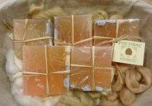 JABÓN FOX FIBRE. Aceite de oliva con rosa mosqueta y aloe vera.