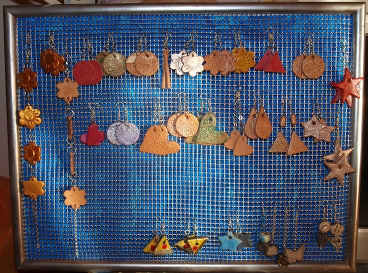 Oltre 1000 idee su cornice porta gioielli su pinterest - Porta gioielli ikea ...