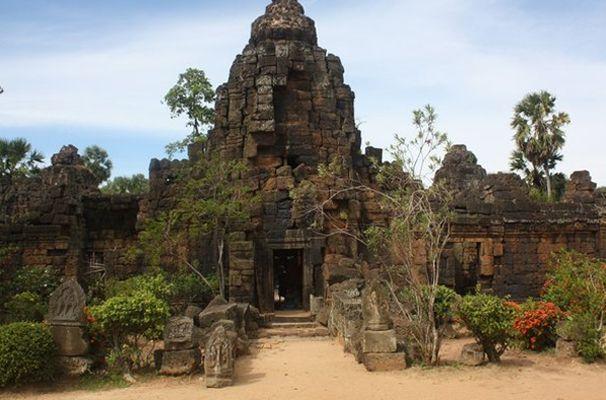 Yeah Peau, Tonle Bati, Cambodia.