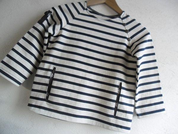 Deneb version petit marin, Grains de Couture pour Enfants, Ivanne SOUFFLET, by Viguialca