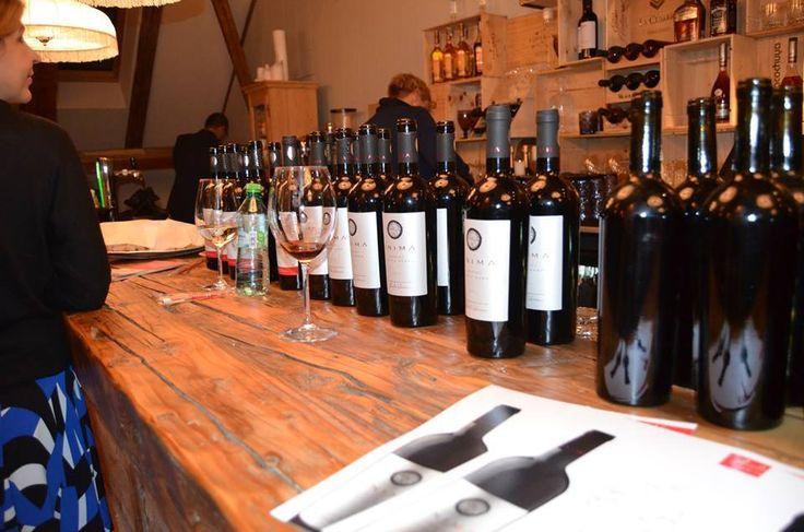 Aurelia Visinescu wines.