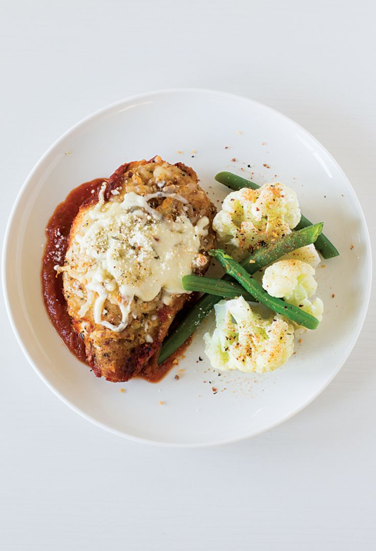 Chicken Parmesan #goodfoodrealfast