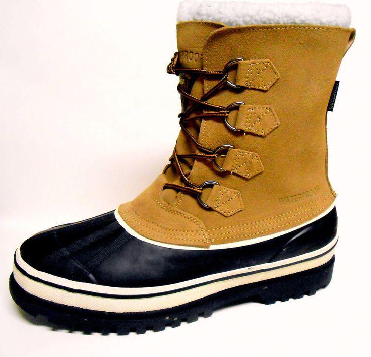 17 Best ideas about Mens Winter Boots on Pinterest