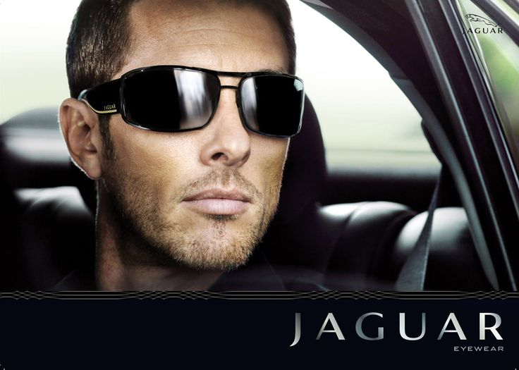 Okulary przeciwsłoneczne męskie Jaguar 37708 650 #okulary #glasses #eyewear #eyeglasses #oprawki #sunglasses #jaguar