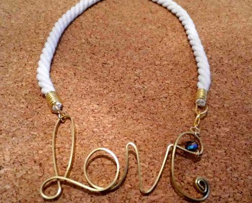 Love necklace | myartshop