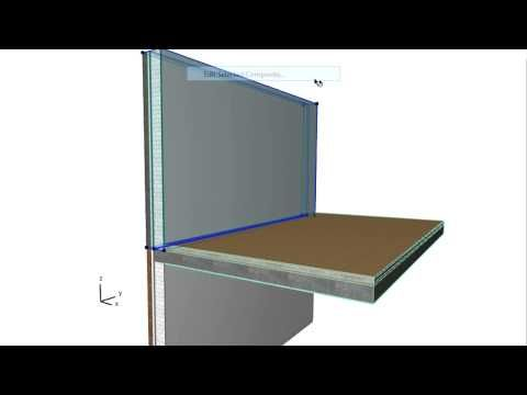 ArchiCAD 17 New Features: Defining skin and line structures for composites - YouTube