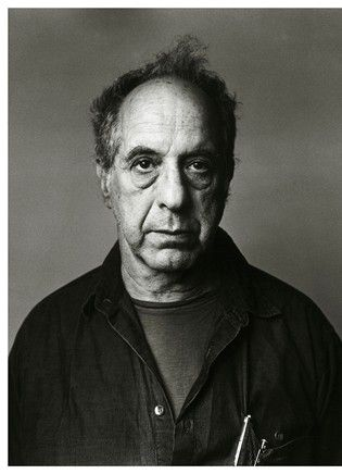 Robert Frank (1924) - important figure in American photography and film. His most notable work, the 1958 book titled The Americans, was influential, and earned Frank comparisons to a modern-day de Tocqueville for his fresh and nuanced outsider's view of American society. Frank later expanded into film and video and experimented with manipulating photographs and photomontage. © Koos Breukel 1995