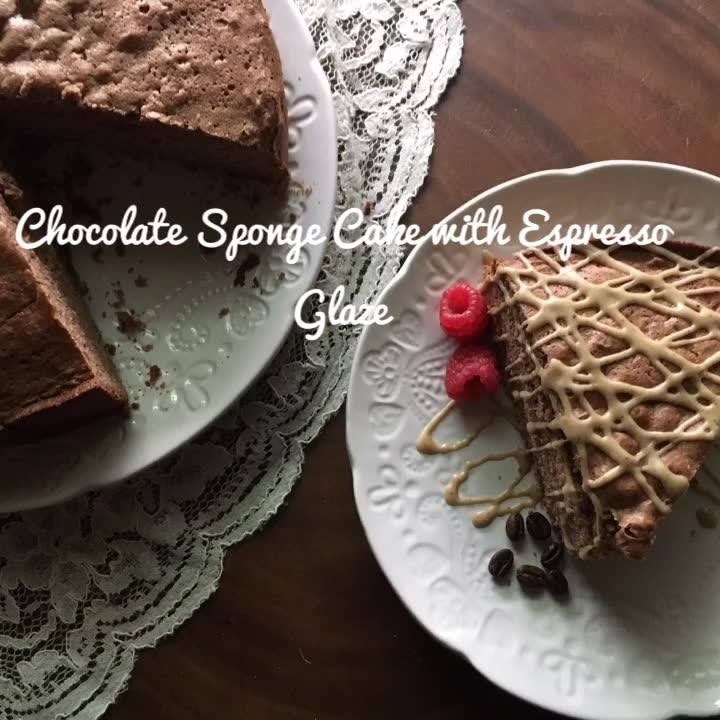 Chocolate Sponge Cake with Espresso Glaze! 🍫😋❤️  RECIPE HERE⬇️⬇️ http://cookingwithnonna.com/italian-cuisine/chocolate-pan-di-spagna-with-espresso.html #welove2promote #digitalproducts #software #makemoneyonline #workfromhome #ebooks #arts #entertainment #bettingsystems #business #investing #computers #internet #cooking #food #wine #ebusiness #emarketing #education #employment #jobs #fiction #games #greenproducts #health #fitness #home #garden #languages #mobile #parenting #families…