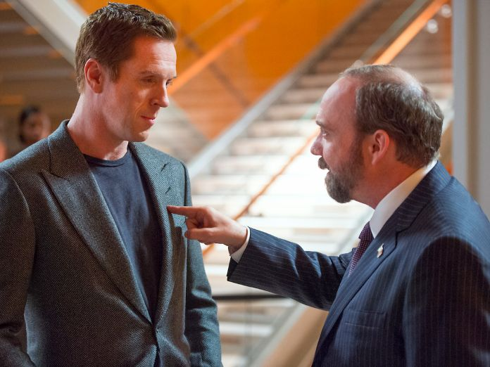 """BILLIONS"" SEASON THREE (SHOWTIME) -  TV shows that are coming back for another season  -  April 28, 2017"
