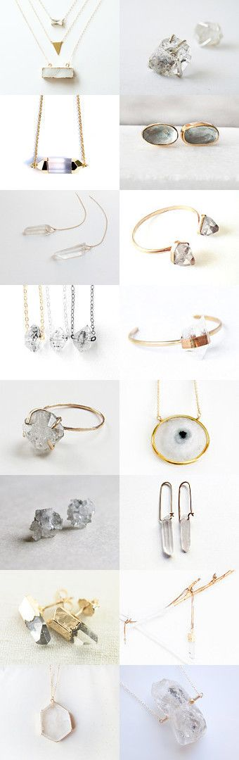 Crystal clear by Eleni of My Paradissi on Etsy