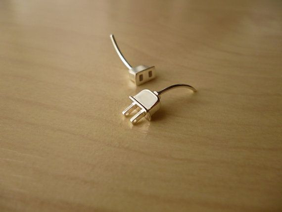 Plug & sortie boucles d'oreilles
